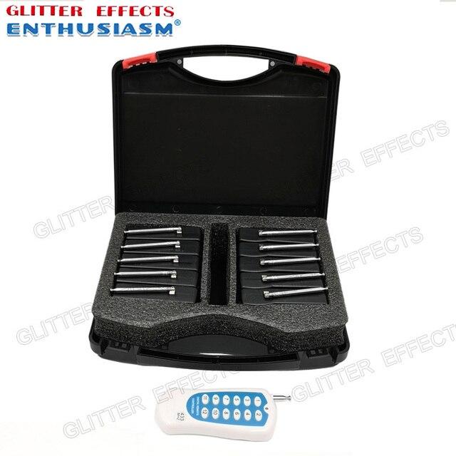 T10 Normale Afstandsbediening 10 Pcs Ontvanger Kanalen Podium Bruiloft Pyro Machine