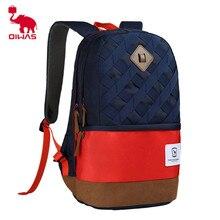 OIWAS Многофункциональный леди Для женщин сумка Хитов Цвет Дизайн Профессиональный 14 дюймов ноутбука Тетрадь школа рюкзак сумка