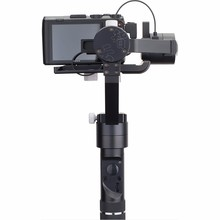 Zhiyun кран м 3 оси стабилизатор Gimbal для спортивных камер смартфонов Sony черная магия DC для LUMIX DMC беззеркальных камер