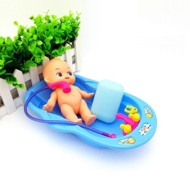 Bebê brinquedos do banho crianças faucet bath toys Play house simulação brinquedos brinquedos brinquedos de água
