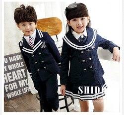 2017 new korea student uniform girls boys school uniforms set children s long sleeved chorus of.jpg 250x250