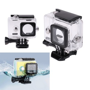 Image 3 - חם 45M מתחת למים צלילה עמיד למים מקרה עבור Xiaomi יי 1 ספורט מצלמה עמיד למים מגן תיבת לxiaomi יי 1 פעולה מצלמה