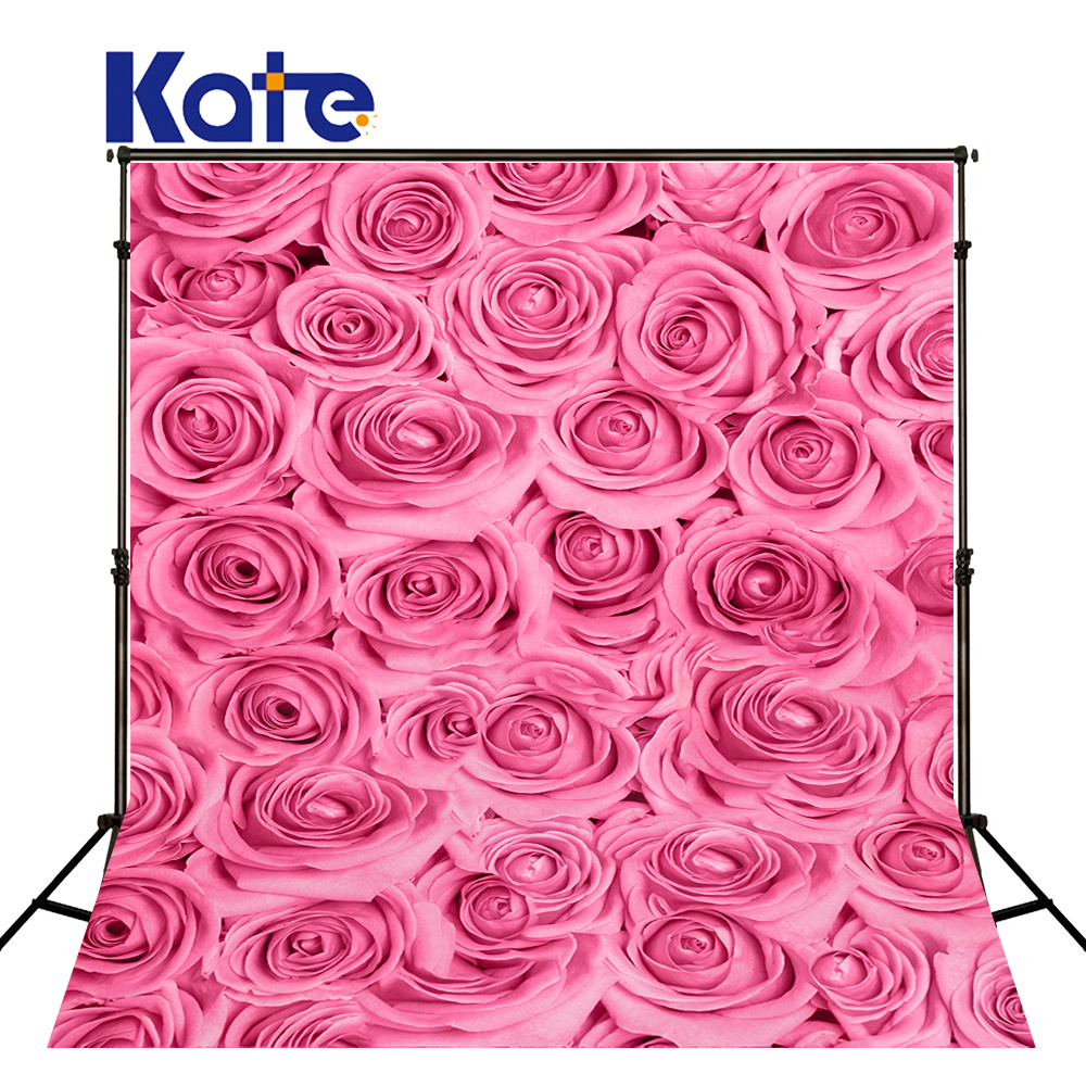 Kate Flower Wall  Backdrop Indoor Wedding Background Cloth Photography Backdrops Seamless Wedding Backdrops For Photography 857 seamless nail wedding photo frame wall paintings hook the real invisible