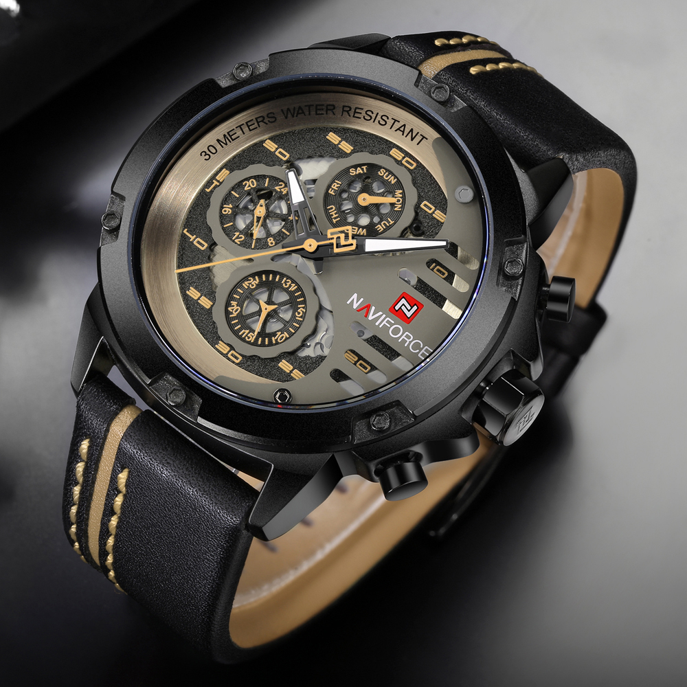 rose blue product wristwatch mens waterresist pilot dial case strap zoom s nubuck m chronograph leather watches men gold chronographwaterresist watch davis