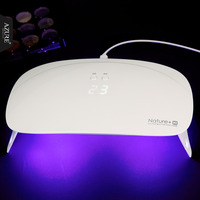 Azure Beauty 24W Nature Plus Nail Dryer UV Led Lamp Curing All Types Of Nail Gel