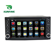 KUNFINE Android 7.1 Quad Core 2GB Car DVD GPS Navigation Player Car Stereo for TOYOTA Camry 2006-2010 Radio headunit Bluetooth
