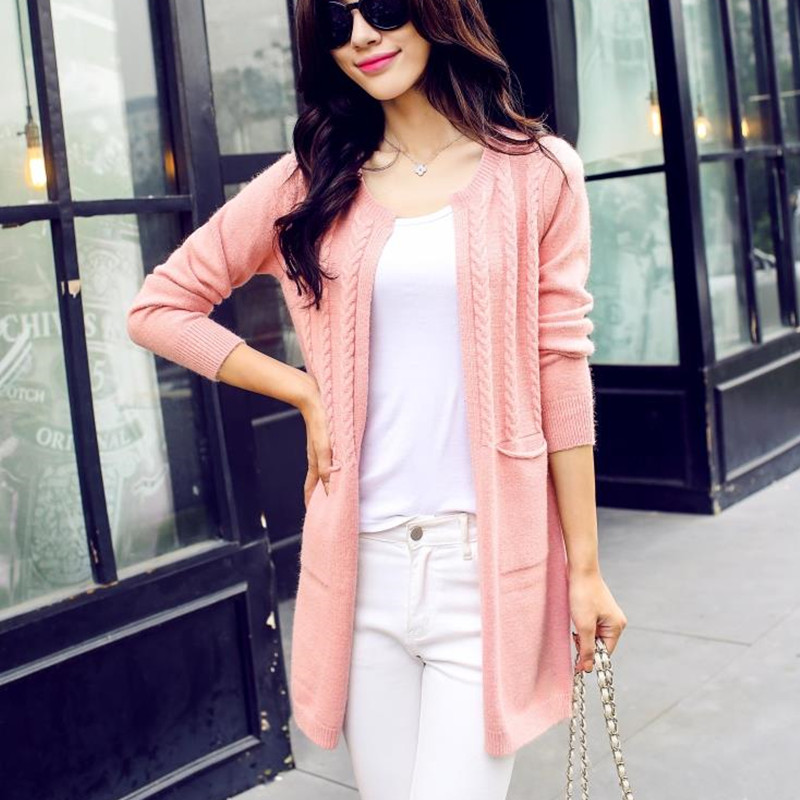 Aliexpress.com : Buy Women Cardigan Spring Autumn Lady Knitted