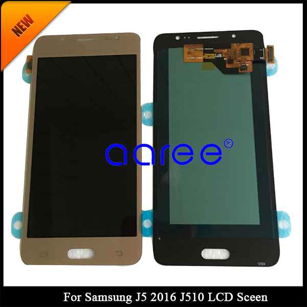 Image 2 - Tracking No. 100% tested Super AMOLED For Samsung J5 2016 LCD  J510F J510 Display LCD Screen Touch Digitizer Assemblyscreen touchlcd  screendisplay lcd touch screen