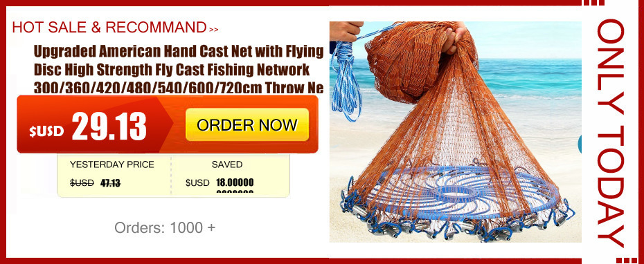d0cf8480f70 35 1M Three Layer Large Mesh Gill Net Trap Fishing Net With Sinkers and  Float Trammel Strong Nylon Fishing Network Fishing Tools