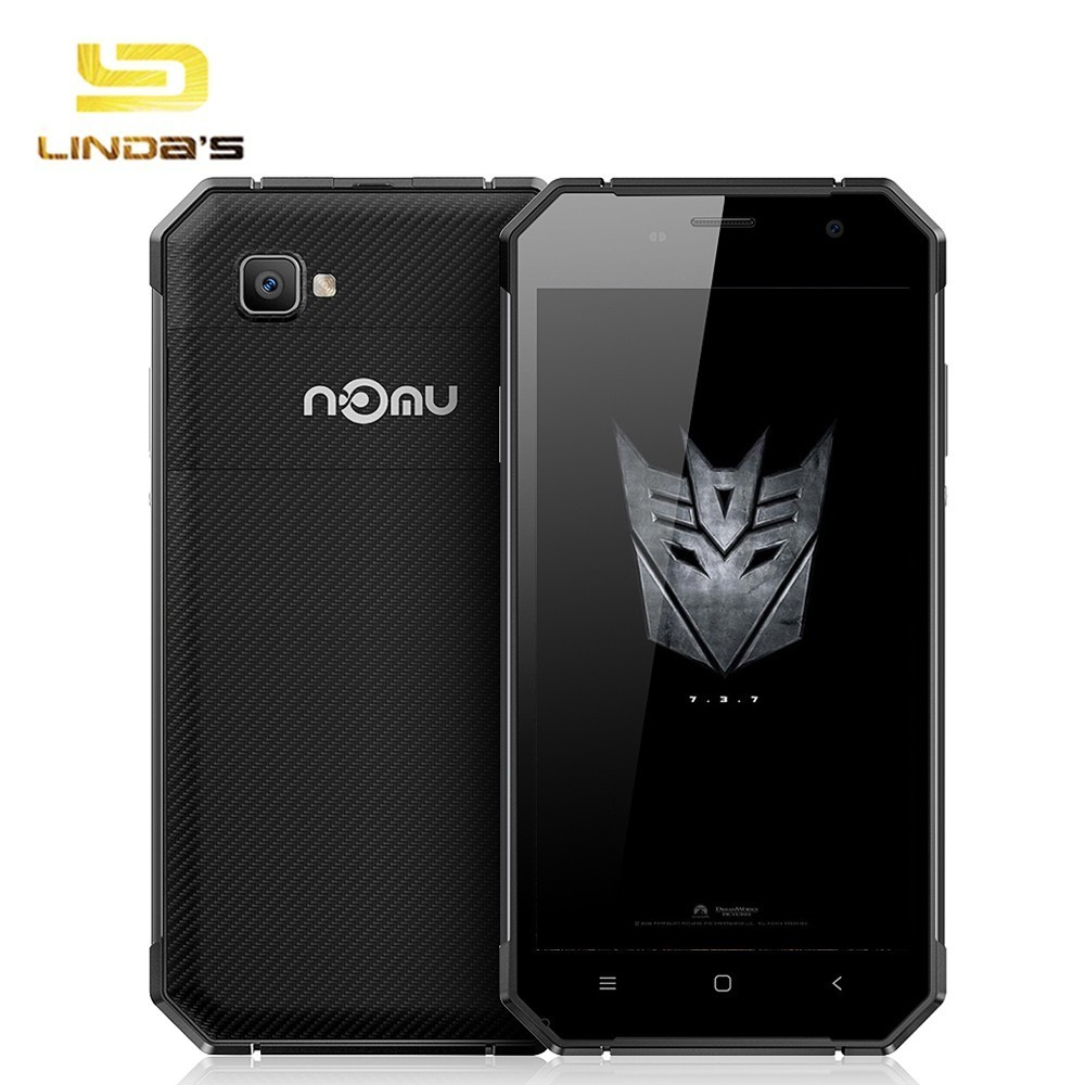 Official Nomu S30 4G TLE 5.5 '' IP68 Waterproof Smartphone Octa Core 4 GB 64 GB