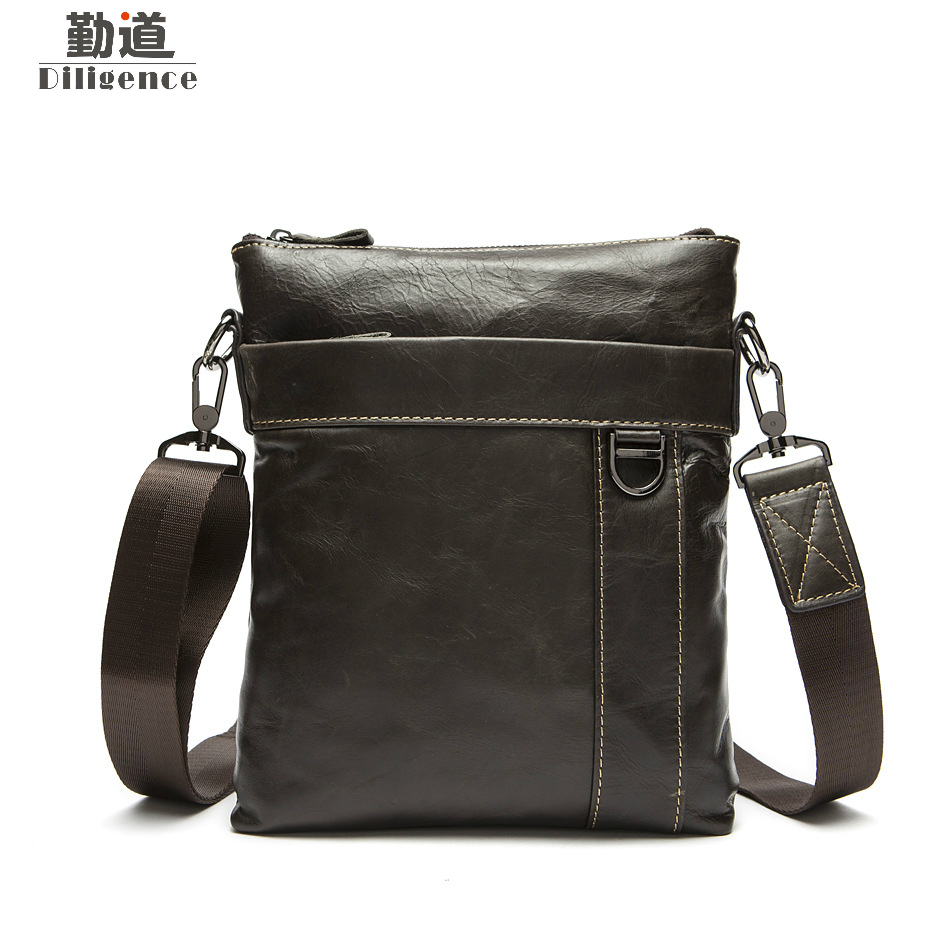 Genuine Leather Men Bag Men Messenger Bags Fashion Small Flap Crossbody Bags Casual Men's Leather Shoulder Bag Hot Sale neweekend genuine leather bag men bags shoulder crossbody bags messenger small flap casual handbags male leather bag new 5867