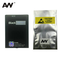 AVY 5000mAh Battery For Blackview BV5000 Mobile Phone Replacement Li Poly Batteries Bateria 100 Tested In