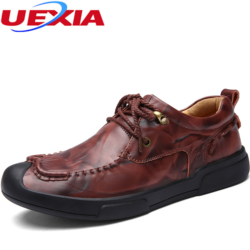 New High Quality Mens Outdoor Casual Shoes Fashion Flats Handmade Shoes For Men Driving Shoes Casual Moccasins Sapatos Masculino 2017 new flats men shoes zip round toe leather men loafers shoes fashion brand outdoor shoes casual sapatos masculino