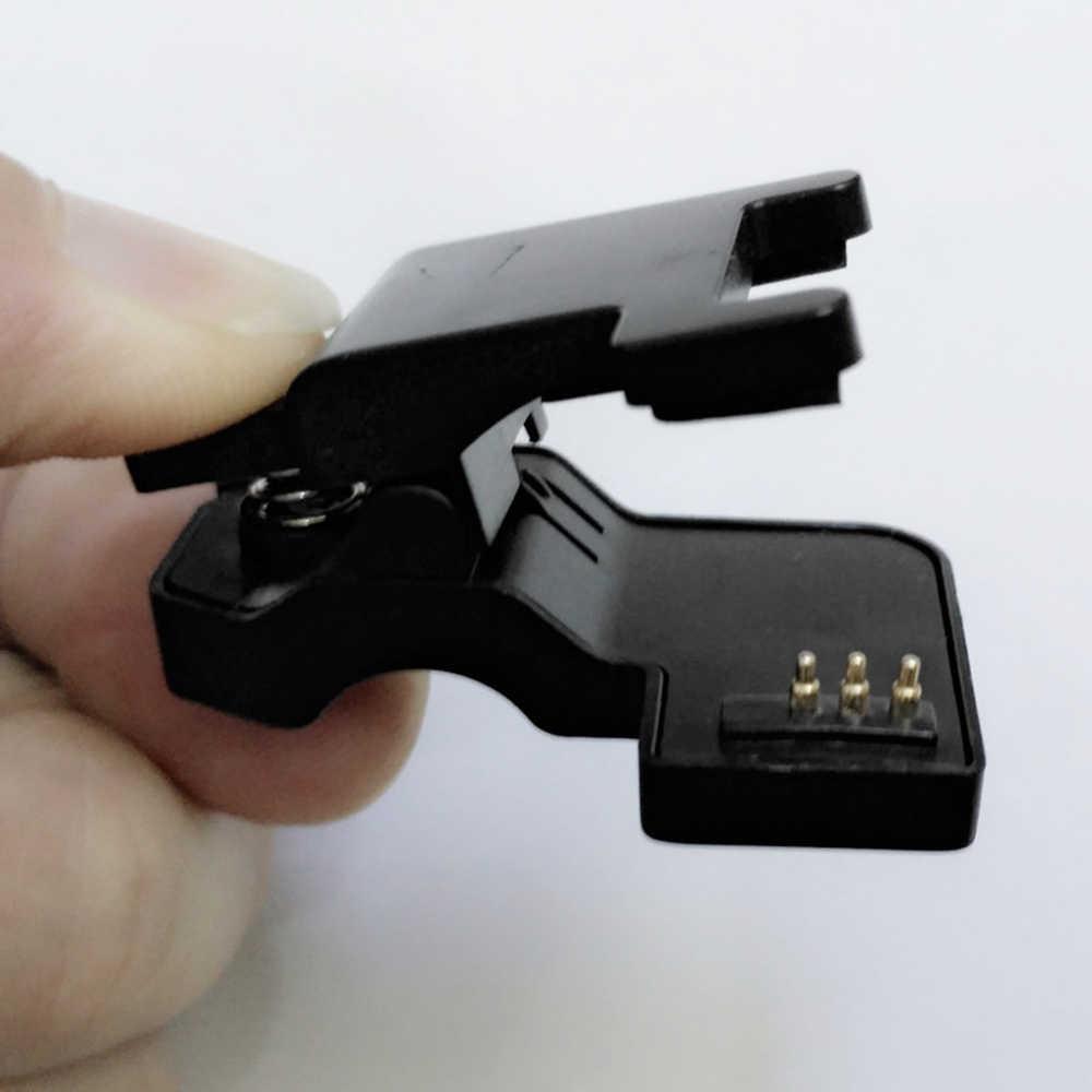 ใหม่ TW64 68 สำหรับสมาร์ทนาฬิกา Universal USB ชาร์จสายชาร์จคลิป 2/3 Pins ระหว่าง 4/5. 5/6 มม.