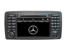 Car  DVD Player GPS Navigation System Auto Radio for Mercedes-Benz R Class W251