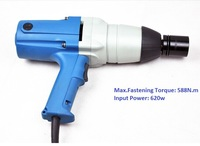 588N M Electric Compact Impact Wrench For Car 620W Machine Speed 1800r Min Torque Industrial Impact