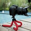 Suporte do telefone do carro flexível octopus tripé suporte suporte de montagem monopé selfie ajustável acessórios para celular samsung câmera