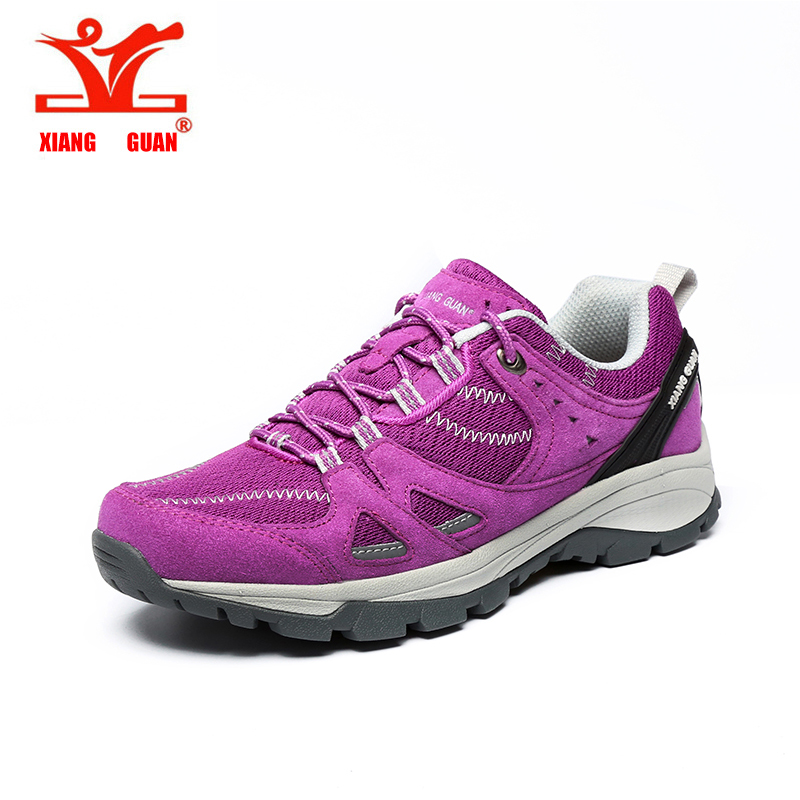 XIANGGUAN 2017 hiking Shoes women Outdoor Sneakers off-road Athletic Summer Mesh Breathable men Sports Shoes hot sale size 36-39 peak sport speed eagle v men basketball shoes cushion 3 revolve tech sneakers breathable damping wear athletic boots eur 40 50