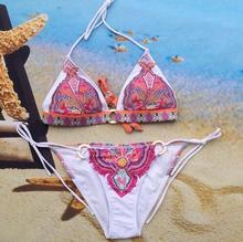 2016 Summer style swimsuit biquini feminino Bikini women padded biquinis swimwear bikinis set women swim suit maillot de bain