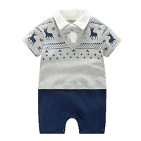 2016 Baby Boy Clothes Summer Style Baby Clothing Sets Newborn Baby Clothes Roupa Infant Baby Boy