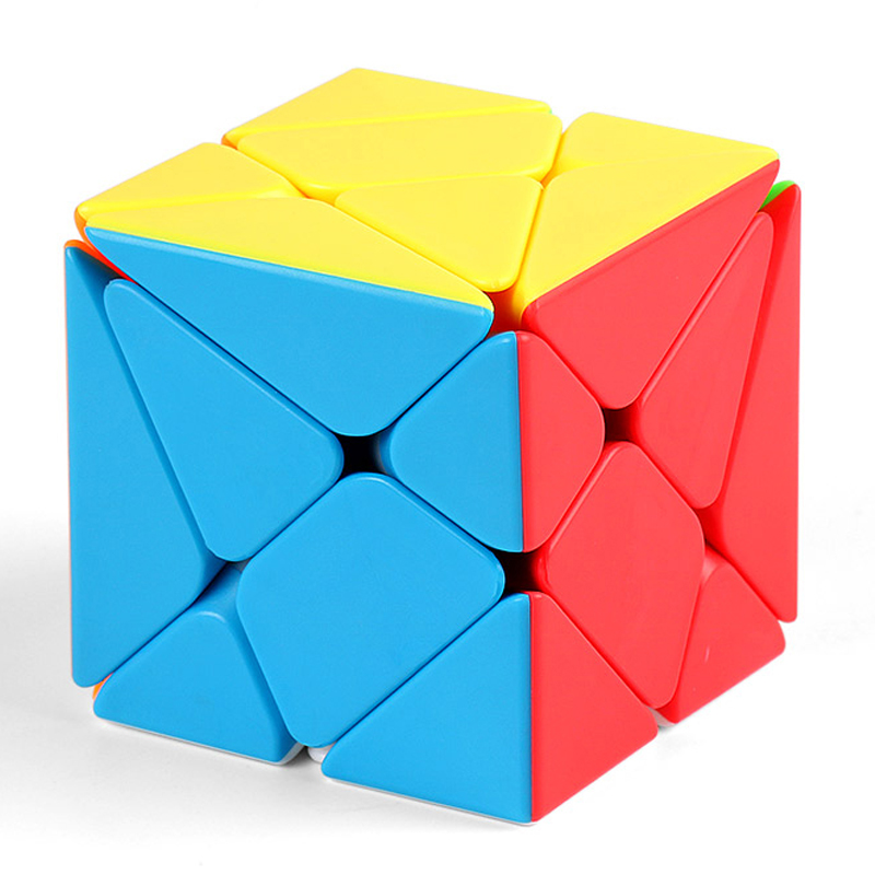 Toys & Hobbies Open-Minded Moyu Mofang Classroom Axis Magic Cube Stickerless Magic Cube Speed Puzzle Special Toys For Challenge Children Kids