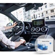 Car Cabin Filter PM2.5 HEPA Air Condition Replacement for Hyundai Chevrolet GMC KIA Saturn Purifier