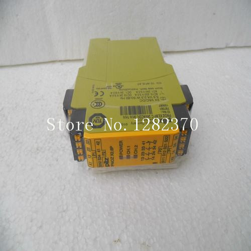 [SA] PILZ safety relays PNOZ X2.8P C 24VACDC 3n / o 1n / c spot new pilz safety relays pnoz x3 24vac 24vdc 3n o 1n c 1so spot