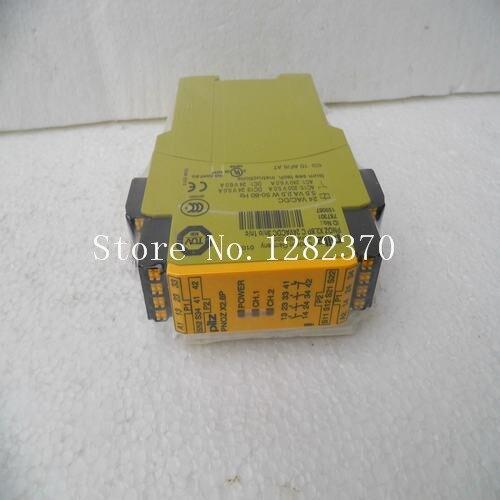 [SA] Pilz Реле Безопасности pnoz X2.8P C 24 vacdc 3N/o 1N/c пятно