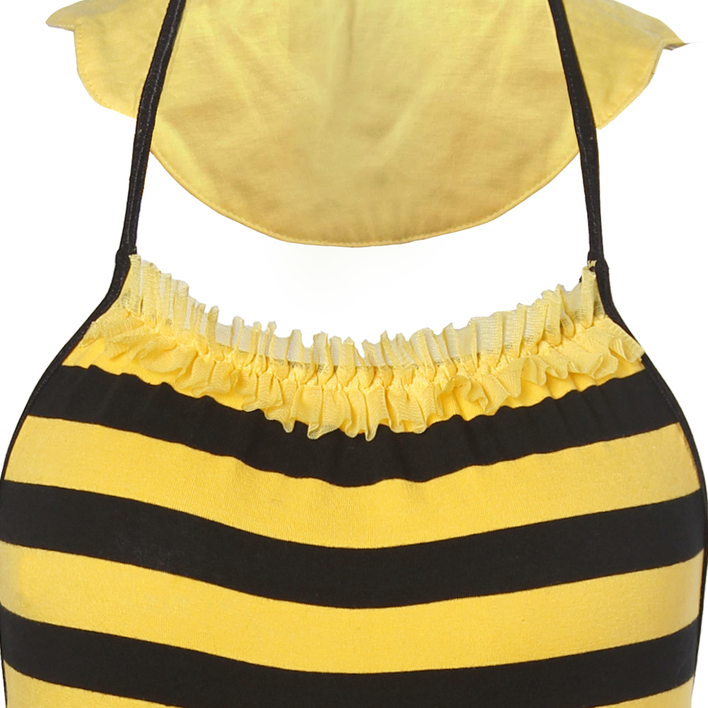 Подарок на Рождество костюм пчелы Сексуальное Женское Платье