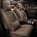 Высокое Качество Белье крышка сиденье автомобиля Для Volkswagen passat B5 B6 поло tiguan touran golf mk4 4 5 6 7 jetta автомобильные аксессуары для укладки