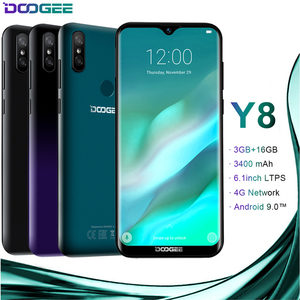 DOOGEE Y8 Android 9.0 4G LTE 6