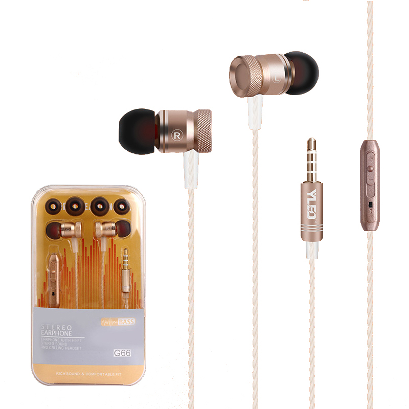Sport Headphones Earphones Running Sweatproof Stereo Bass Music Headset With Mic For All Mobile Phone 4