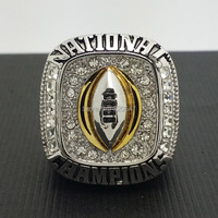 2014 Ohio State Buckeyes National College Football Playoff Championship Ring 9 13 Size High Quality Solid