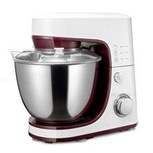 Super 1000W 4.2L 6 Speeds Kitchen Electric Food Stand Mixer Whisk Dough Knead Cream Blender Kitchen Appliance