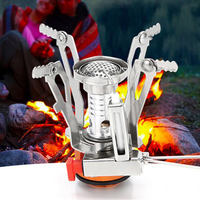 Wholesale Ultralight Backpacking Gas Butane Propane Canister Outdoor Camp Wild Stove Burner 260181