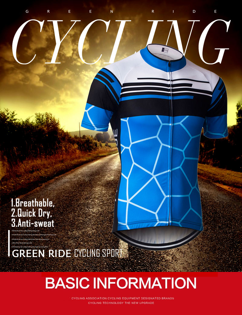 3 Cycling clothing summer