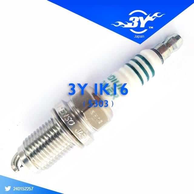 4X IK16 5303  Japan original Iridium spark plugs  Infiniti ik16-5303 iridium spark plugs 4 pack