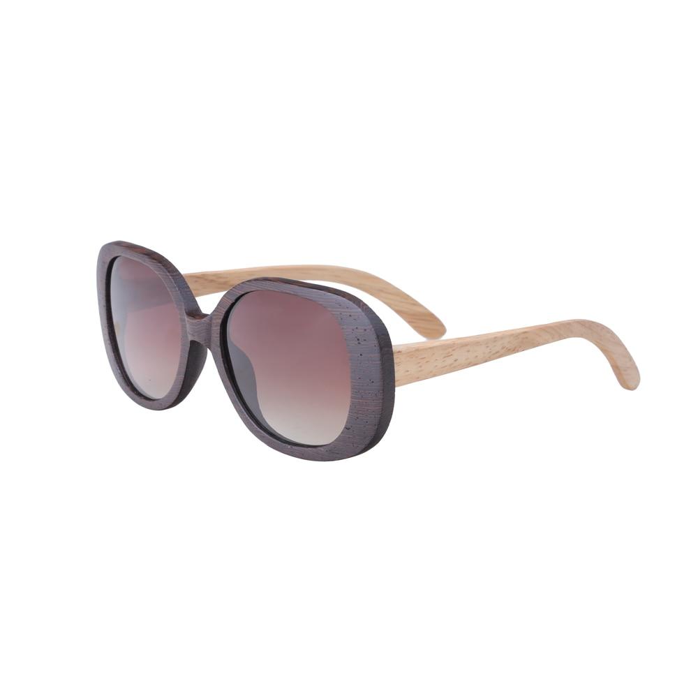 4f1d19e298 BerWer Brand wood Design Luxury Sunglasses Women Original Wood Handmade Sun  Glasses Man Fashion Vintage Style-in Sunglasses from Apparel Accessories on  ...