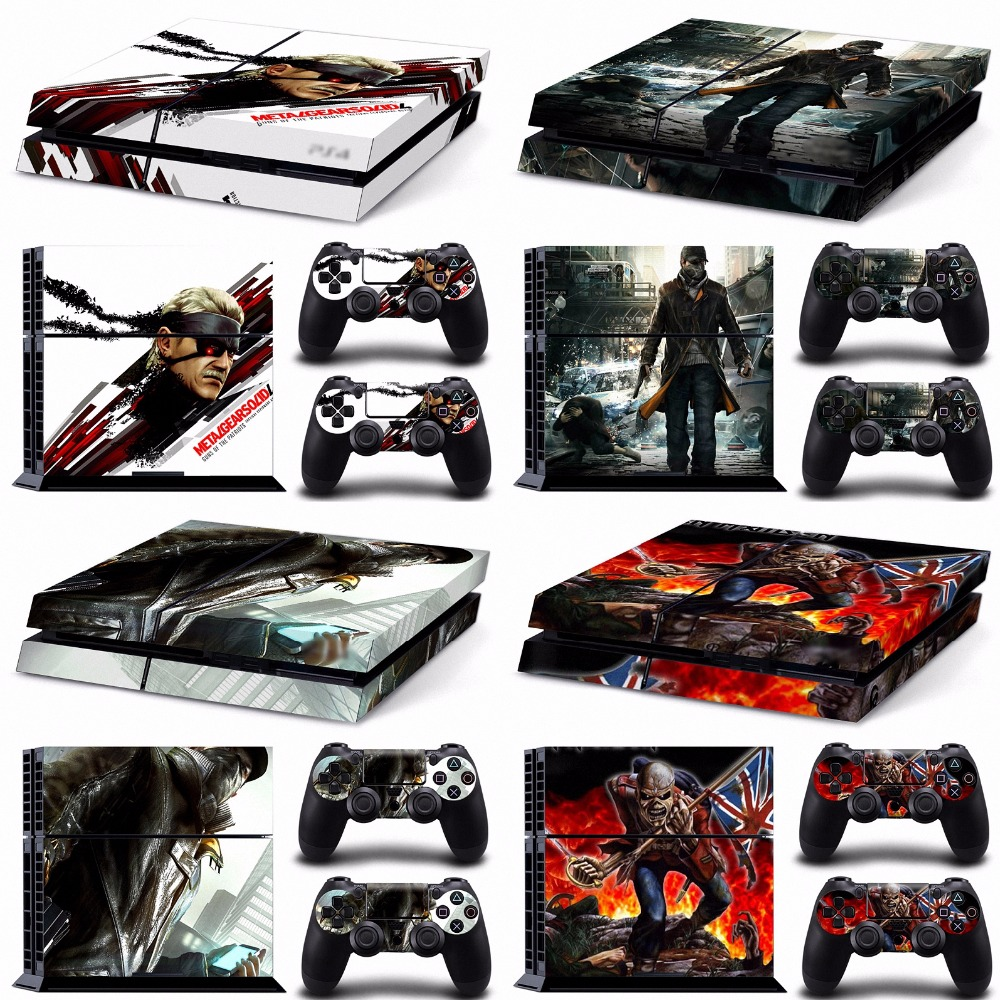 Psg Harley Quinn Scarface Skin Ps4 Skin For Play Station 4 Consoles With Controller Vinyl Skin Stickers For Ps4 Stickers Ps4 Psg Skin Stickerskin Sticker For Ps4 Aliexpress