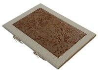 A4 Leather Menu Cover With Clear Pocket, Restaurant Menu Folder, No Logo Menu Holder,