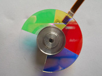 Frete Grátis! NOVA Roda de Cor Do Projetor Para Vivitek original D883MX roda de Cores 1 PCS