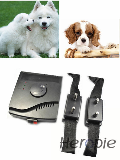 Heropie New For One Or Two Dogs Wireless Electric Pet Dog
