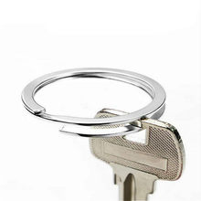 25-28mm Metal Key Girls Keychain Accessories Wholesale(China)