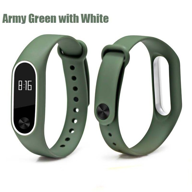 Army green white