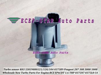 Turbo Sensor 53039700121 53039700120 53039700104 5303-970-0104 5303-988-0104 5303-970-0121 5303-988-0121 For Citroen DS3 C4 1.6L