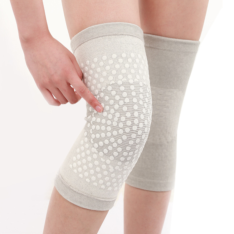 2018 Kneepad Fashion Cycling Running Warm Four-sided Bullets Men And Women Knee Pads Leg Protectors Wholesale 5pair/lot