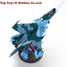 kids toys 1/72 Sukhoi Su-34 Su-34 aircraft model platypus bomber model static su34 Alloy Toy Air Force Aircraft Model Collection new product phoenix 1 400 11347 saudi airways a330 300 hz aqe alloy aircraft model collection model holiday gifts