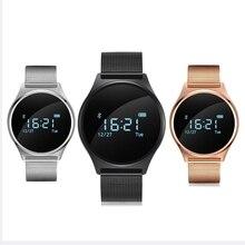 M7 Bluetooth Смарт часы-браслет Приборы для измерения артериального давления сердечного ритма Мониторы Фитнес трекер Шагомер Браслет для IOS Android