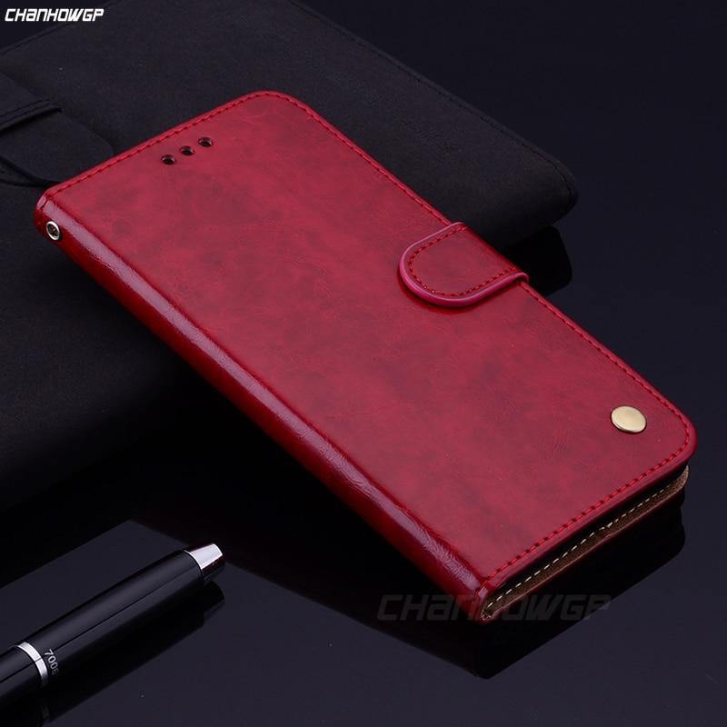 Leather Case For Samsung Galaxy J3 J5 J7 Neo J4 J6 J8 A5 A7 A9 A6 A8 S8 S9 Plus S6 S7 Edge 2018 2017 Note 8 9 Grand Prime Case