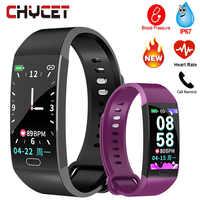 2019 Bracelet intelligent hommes femmes mesure de la pression artérielle Bracelet intelligent étanche fréquence cardiaque Tracker Fitness montre à bande intelligente